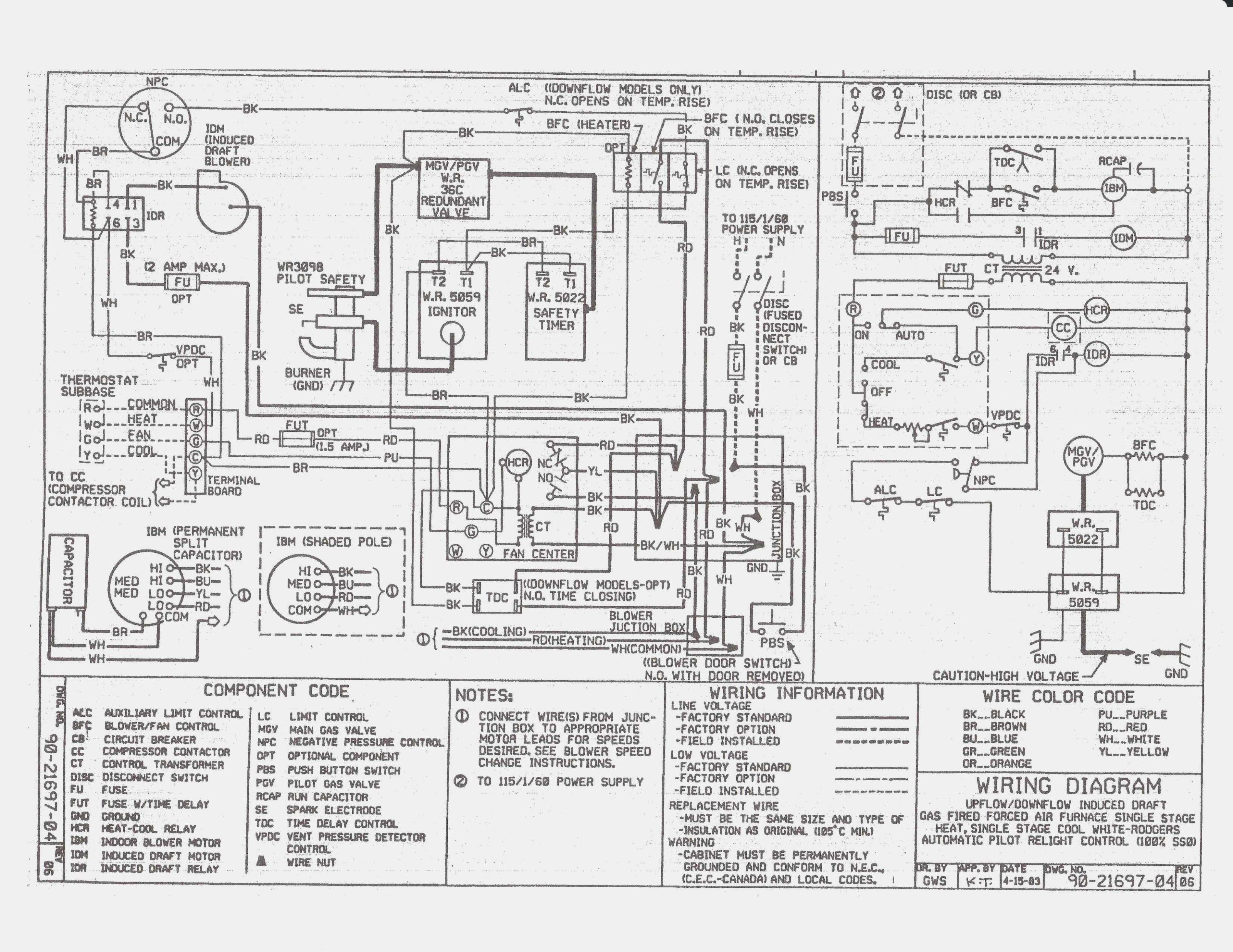 New Wiring Diagram For Air Conditioning Unit