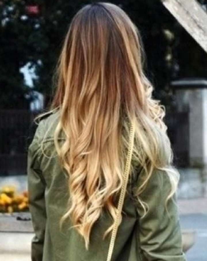 The Different Kinds of Ombres | Gloss Daily | •·.·Hąíř ...