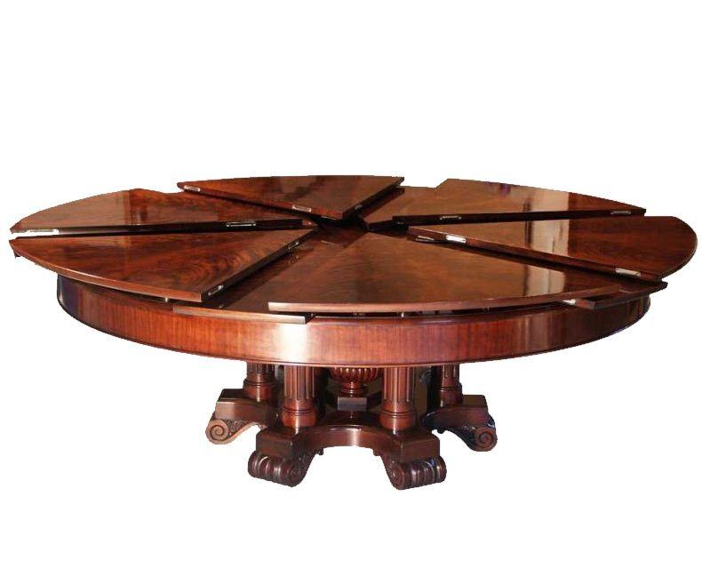 Fletcher Capstan Worlds Coolest Expandable Table  : 8850e639a0692f5f28c00d232c504ff1 from www.pinterest.com size 790 x 658 jpeg 66kB