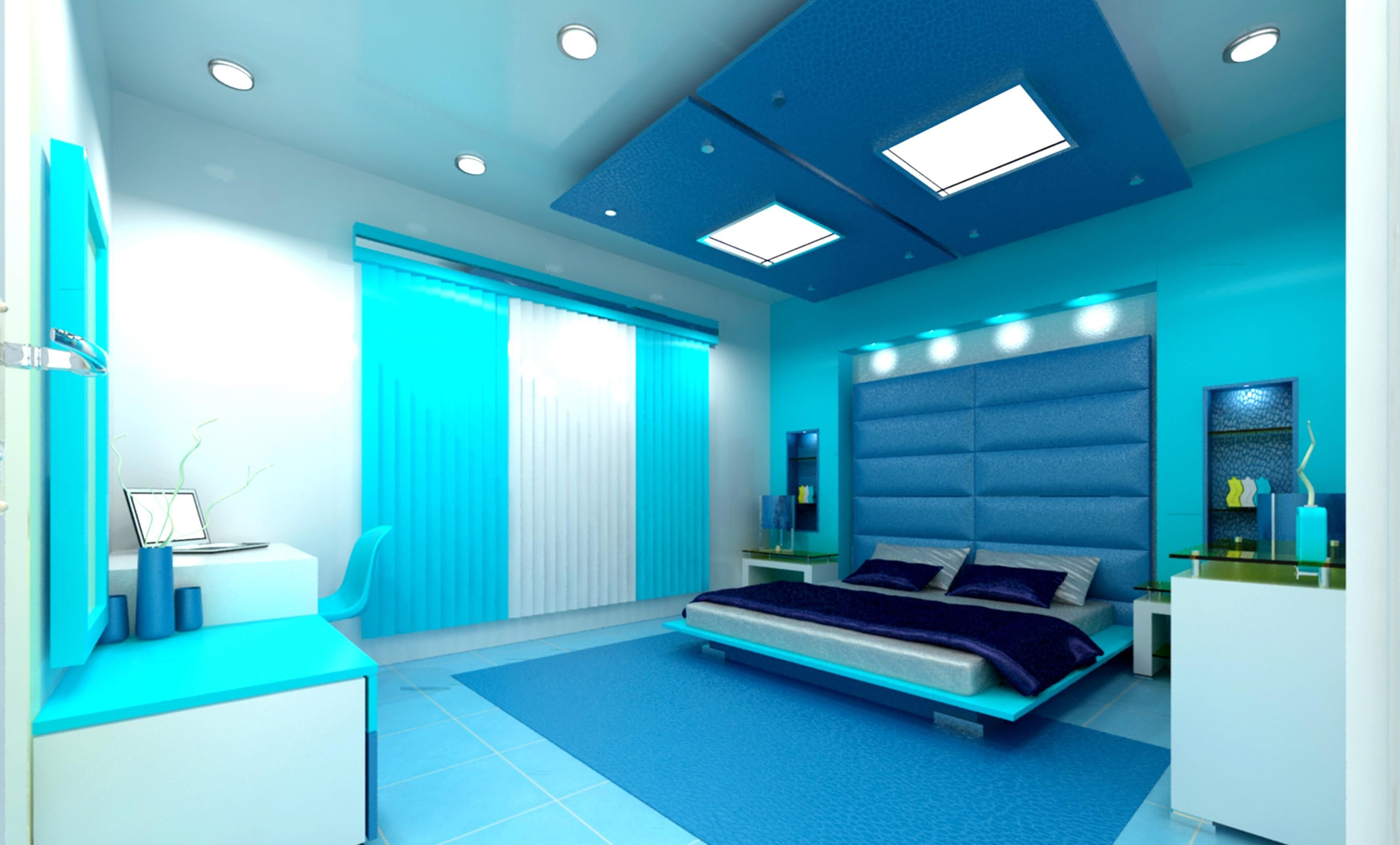 Looking For Boys Bedroom Ideas See More The Cool And Awesome Boys Bedroom Ideas To Match Your Style Browse Blue Bedroom Blue Bedroom Design Awesome Bedrooms