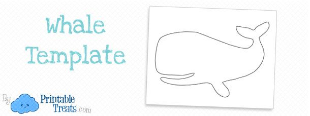 photograph regarding Whale Template Printable named Printable Whale Template - A Smiling Whale Do it yourself Whale