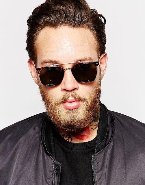 Macho Moda - Blog de Moda Masculina  Os Óculos Masculinos que estão em alta  pra 2016, óculos top bar, top bar, óculos, moda masculina, moda para homens,  ... 32fa3c1c13