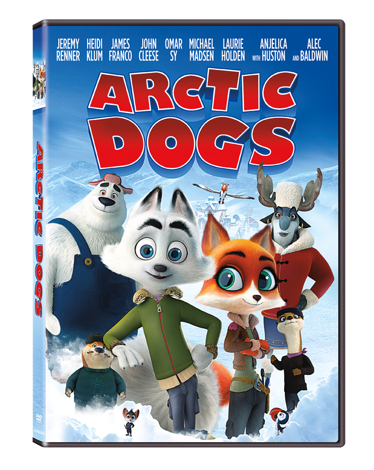 Arctic Dogs Blu Ray Release Date February 4 2020 Dvd Blu Ray Dogs