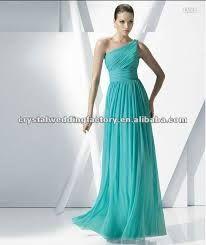 372127c40 vestidos de noche azul turquesa largos - Buscar con Google