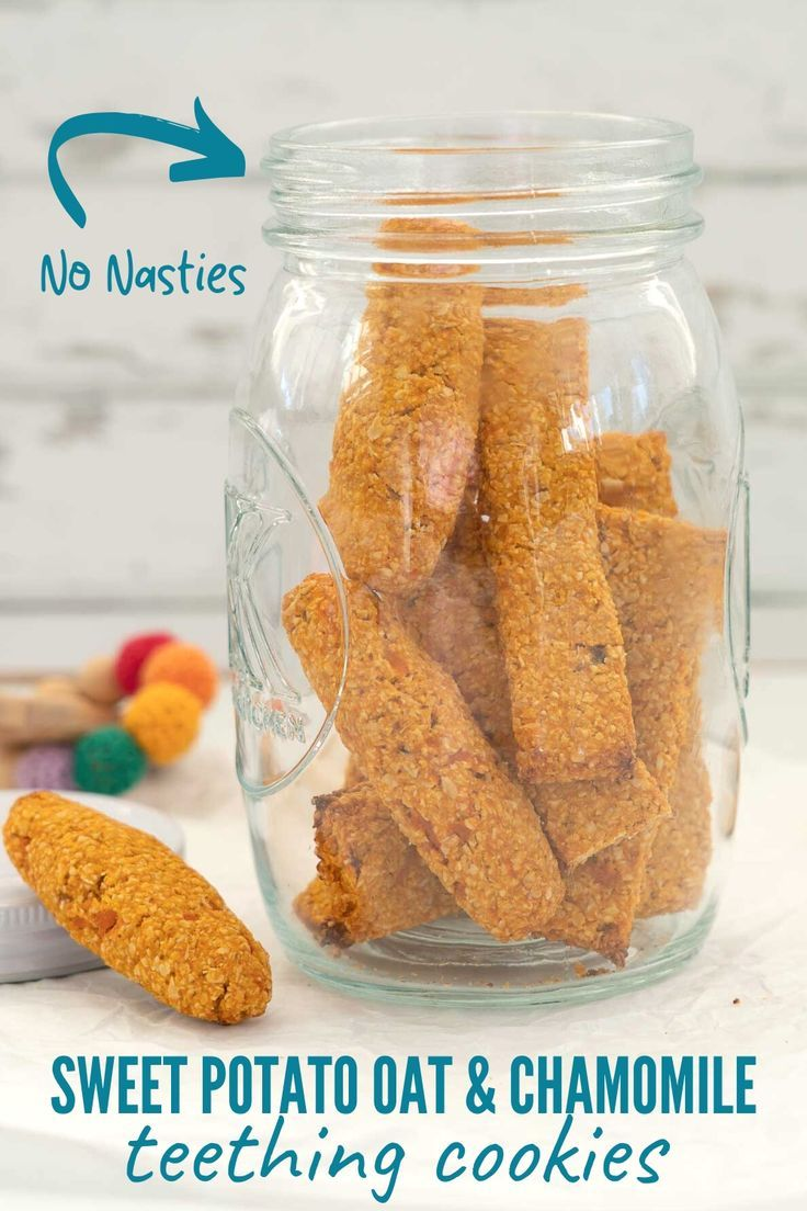 Make Your Own Healthy Baby Rusks Recipe In 2020 Baby Led Weaning Recipes Teething Biscuits Teething Cookies