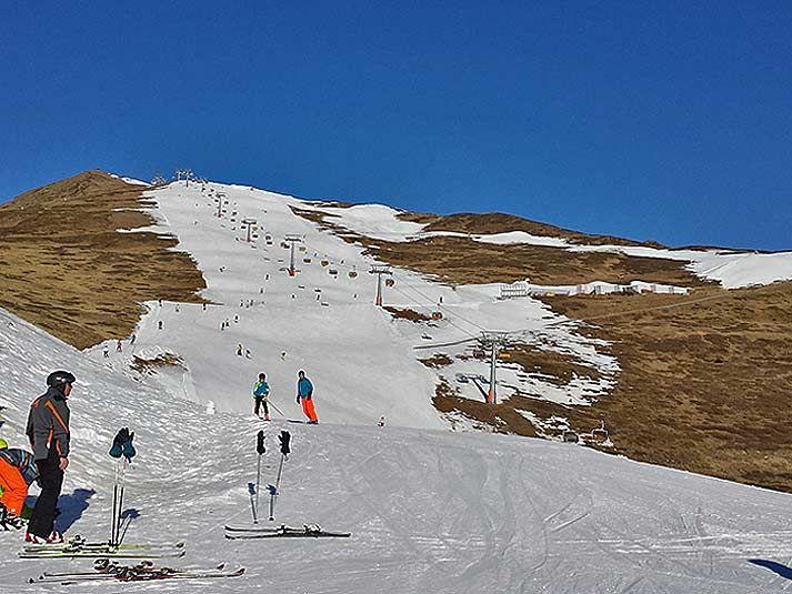 Skifahren in Südtirol: Skigebiet Watles