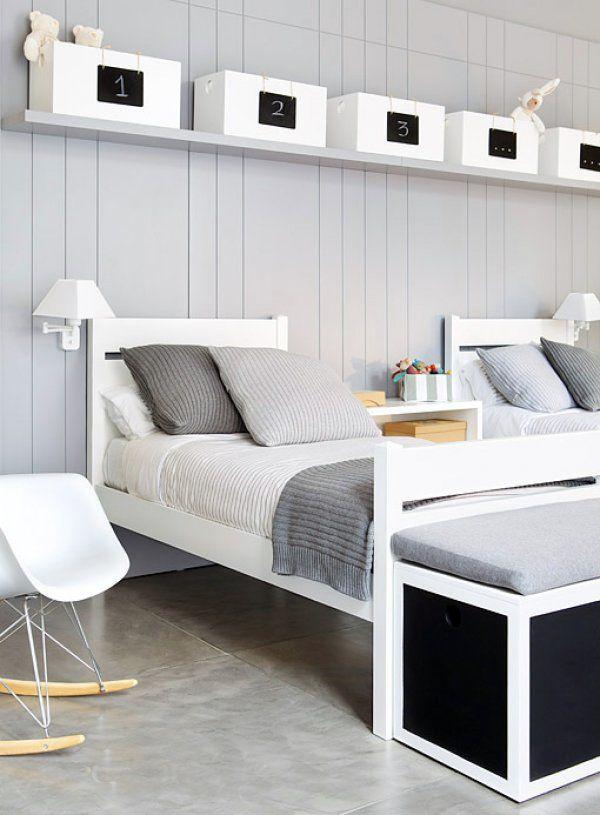 dormitorio nios moderno decoracion via planreforma sillones camas