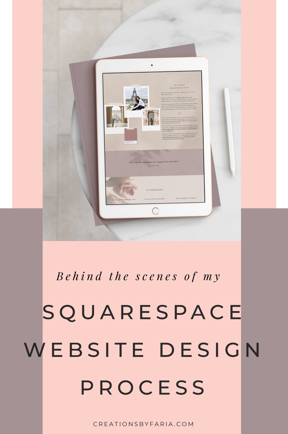 Behind The Scenes Of My Squarespace Website Design Process Squarespace Website Design Website Design Squarespace Web Design