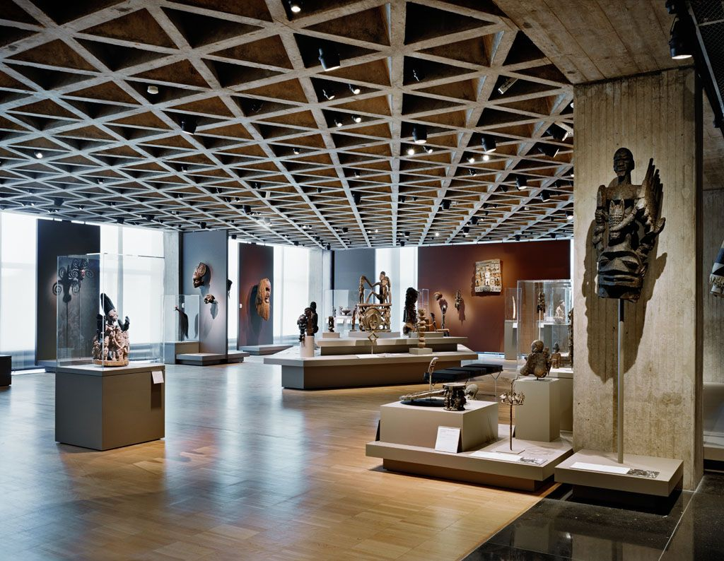 How to design an art gallery - Yale University Art Gallery The American Institute Of Architects