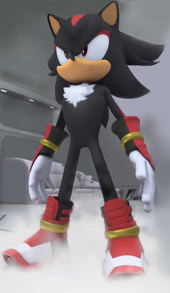 Sonic Boom Shadow The Hedgehog - #traffic-club | Sonic the