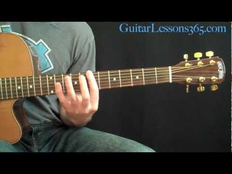 She Talks To Angels Guitar Lesson The Black Crowes Complete
