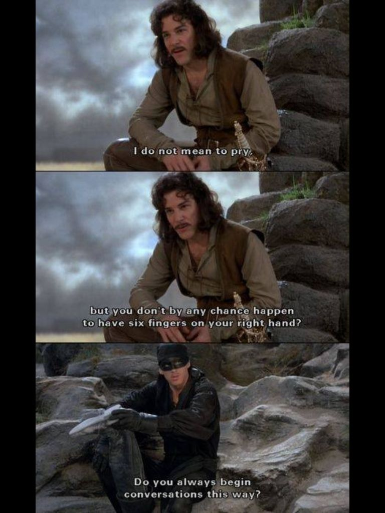 The Princess Bride!