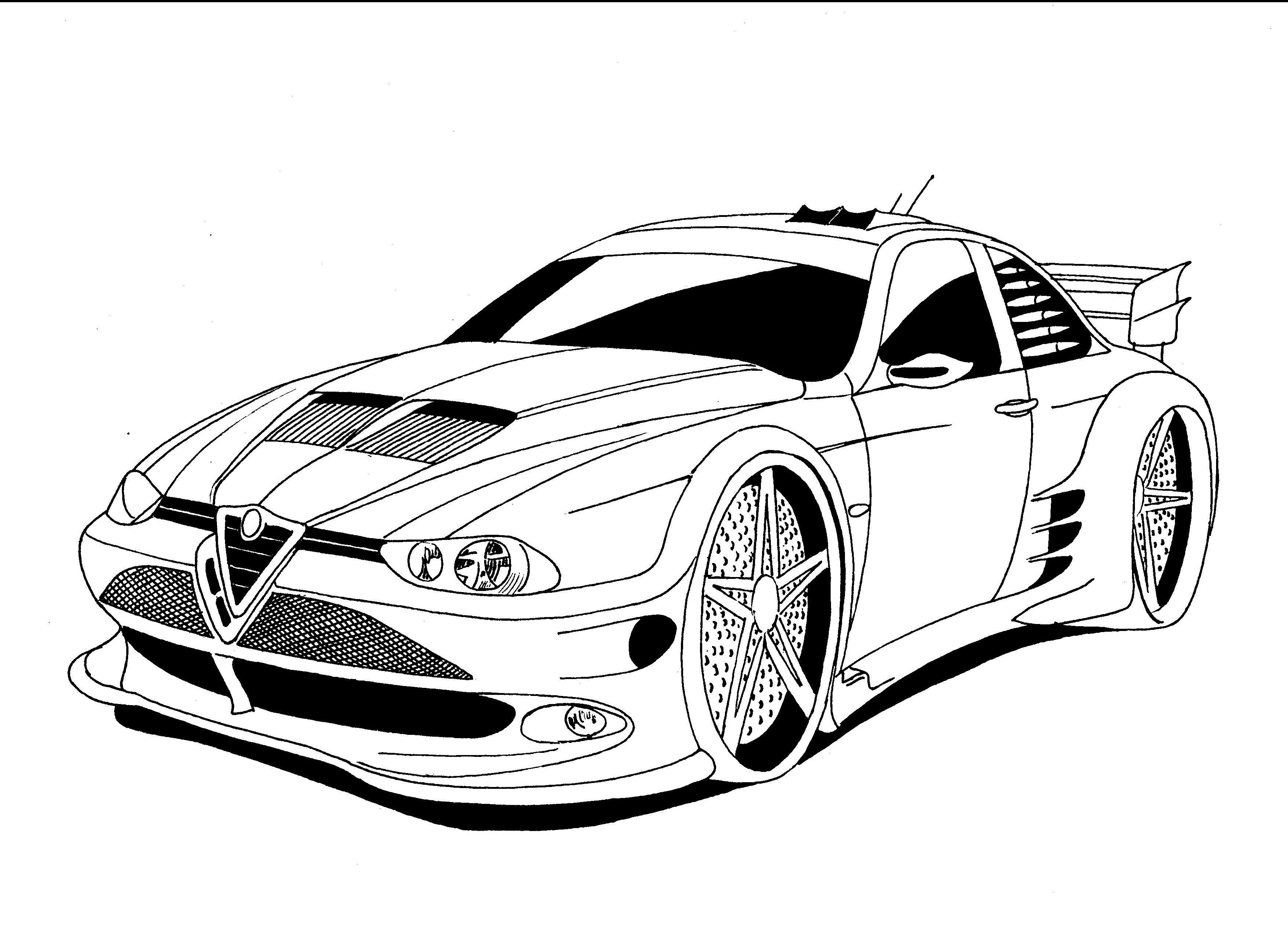 Alfa WTC #Alfa #AlfaRomeo #WTC #Touringcar #Trackcar #Italia ...