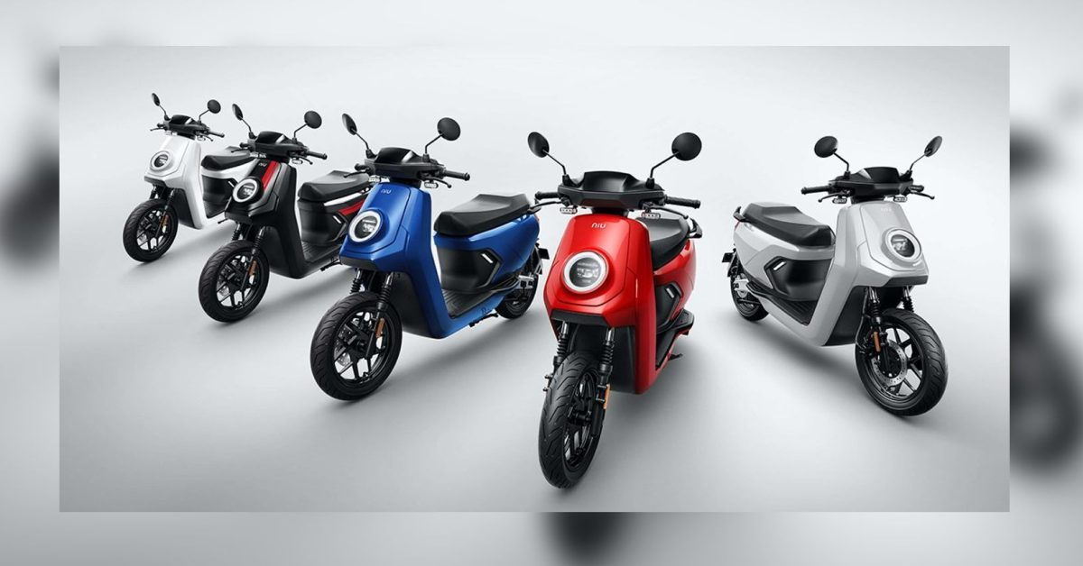 Niu Launches Faster More Powerful Mqi Gt Electric Scooter In 2021 Electric Scooter Product Launch Scooter
