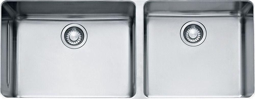 Franke Kubus Series Kbx12043 Stainless Steel Sinks Stainless