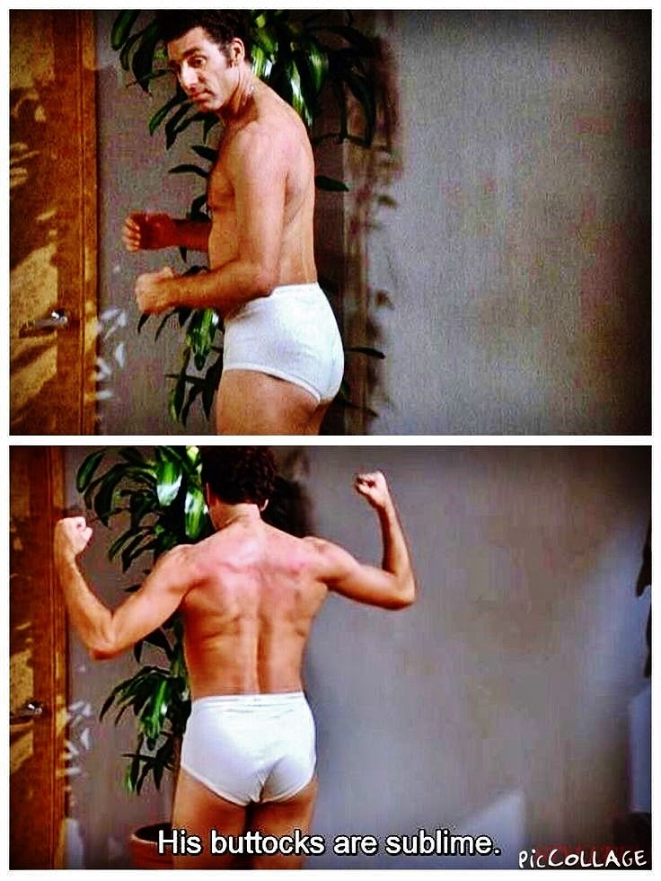Kramer auditions to be an underwear model seinfeld kramer auditions to be an underwear model ccuart Image collections