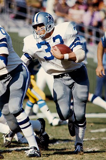 0bab5f80eb2 Walt Garrison - Denton, Texas. #32 Running back for the Dallas Cowboys.