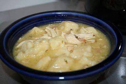 Chicken and Dumpling