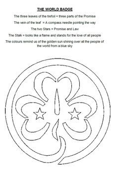 Wagggs World Flag Colouring Sheet