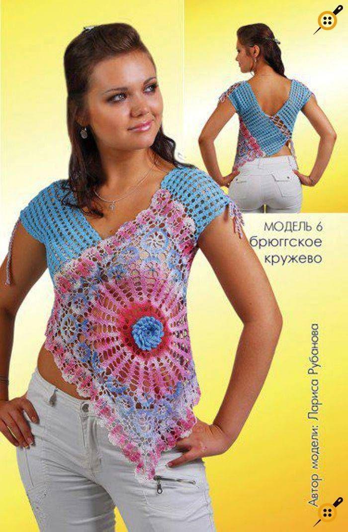 Yazlık Örgü Modelleri Ve Yapılışları - Yazlık Örgü Modelleri Örnekleri #gypsy