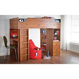 lit mezzanine 3 pi ces 1 lits mezzanines pinterest lit mezzanine and mezzanine. Black Bedroom Furniture Sets. Home Design Ideas