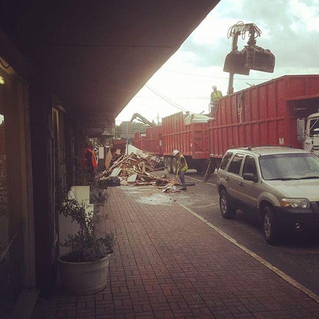 Debris And Trash Pickup Has Begun In The Antique Village Dsantiquevillage Denhamsprings Denhamstrong Denhamproud Louisian Livingston Parish Flood Village