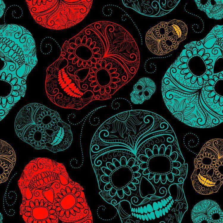 Dia Los Muertos Wallpaper