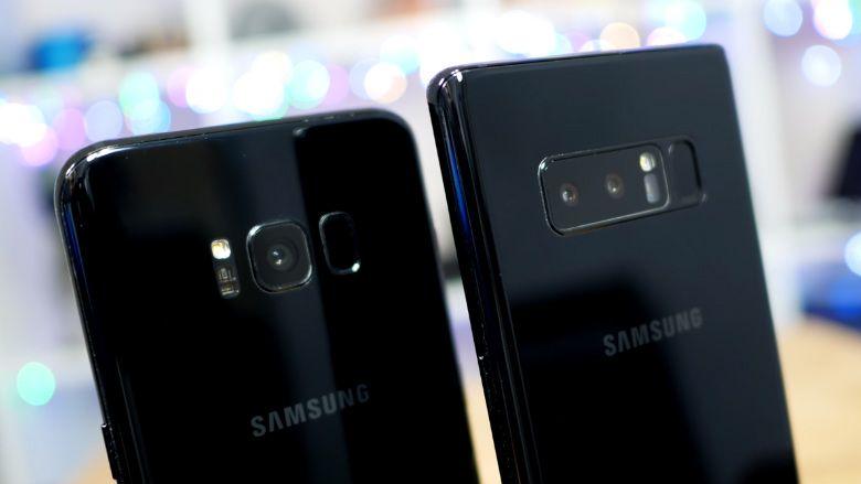 Galaxy Note 8 Vs Galaxy S8 Samsung S Best Phablet Video Pocketnow Samsung Galaxy Accessories Galaxy Galaxy Note 8