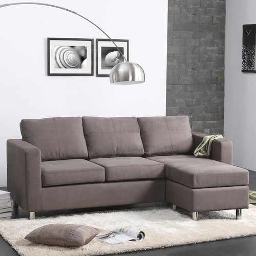 Found It At Wayfair Ca Small Spaces Right Hand Facing Sectional Small Space Sectional Sofa Small Sectional Sofa Sofas For Small Spaces