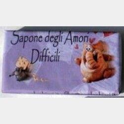 Sapone - Amori Difficili - In vendita su: http://www.trucconatura.com Disponibile: € 4,50