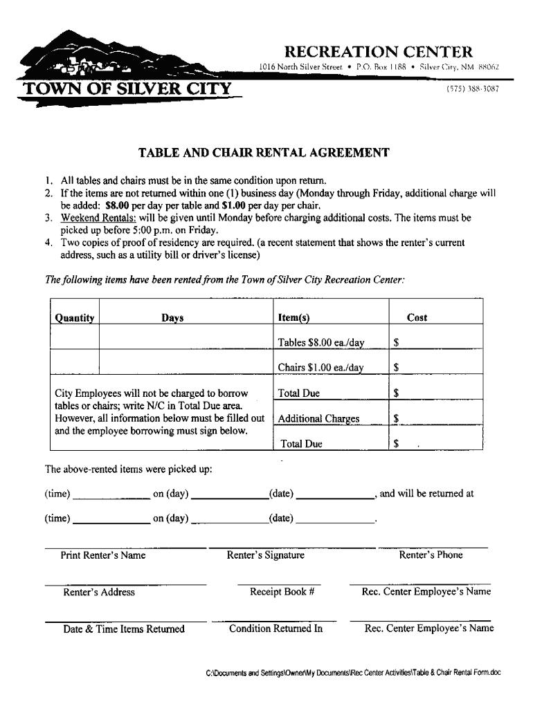 Wedding Decor Rental Agreement Rose Gold Table And Chair Rental Agreement Template Fil Wedding Rentals Decor Rental Agreement Templates Wedding Decorations