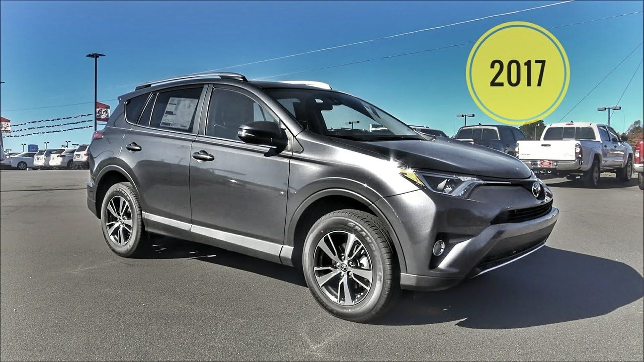 New 2017 toyota rav4 xle suv in depth review feature tutorial