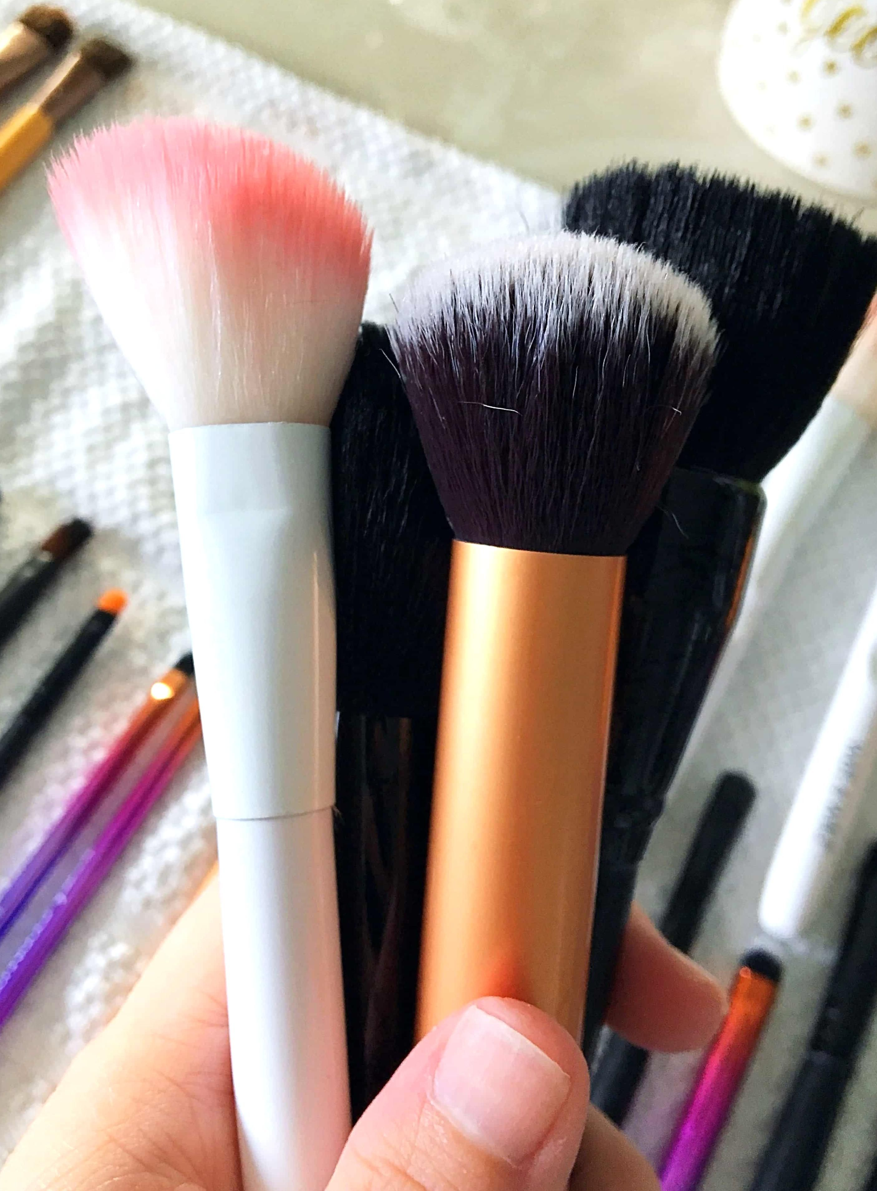 Want to know how to best clean your makeup brushes at home