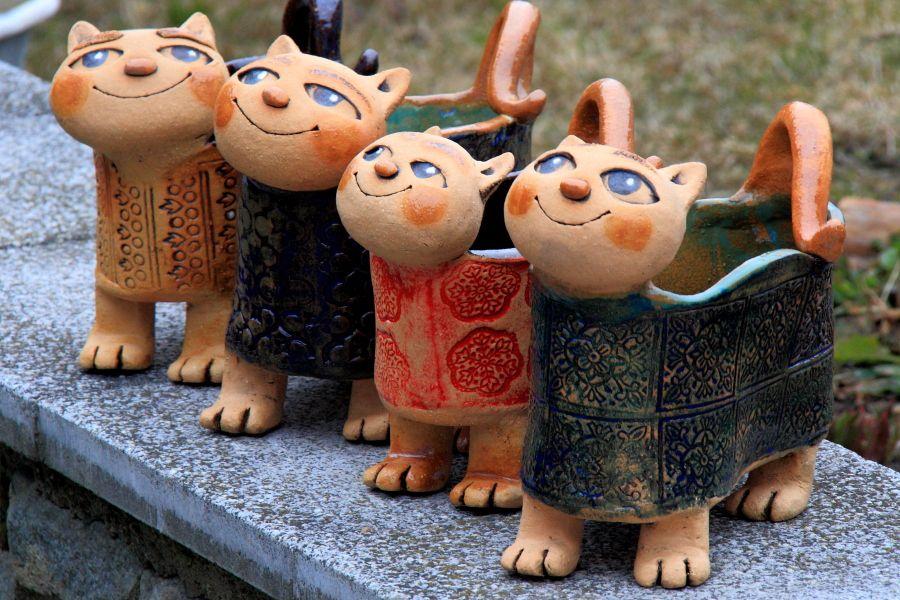 Keramika – Klára Jánská #potteryclasses
