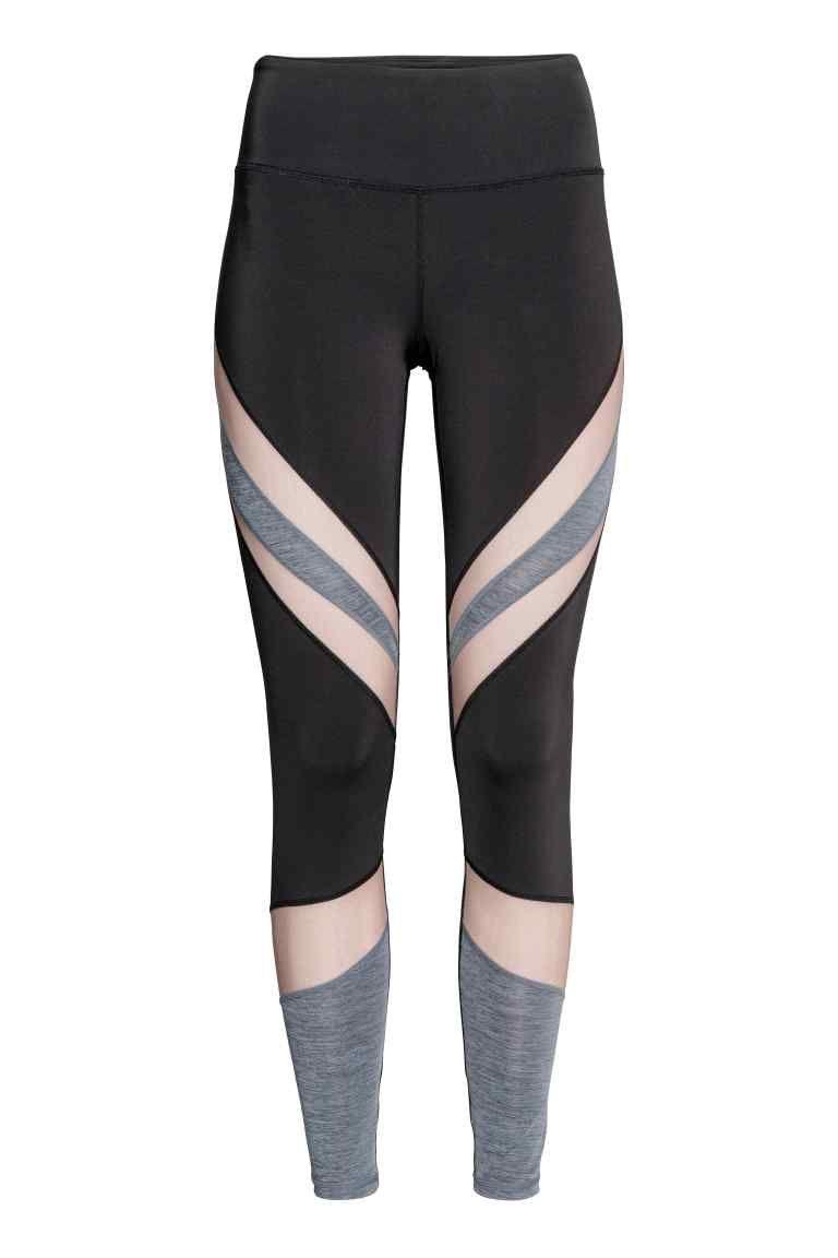 afdee3156f Leggings da yoga - Rosa - DONNA | H&M IT Fashion Deals, H&m