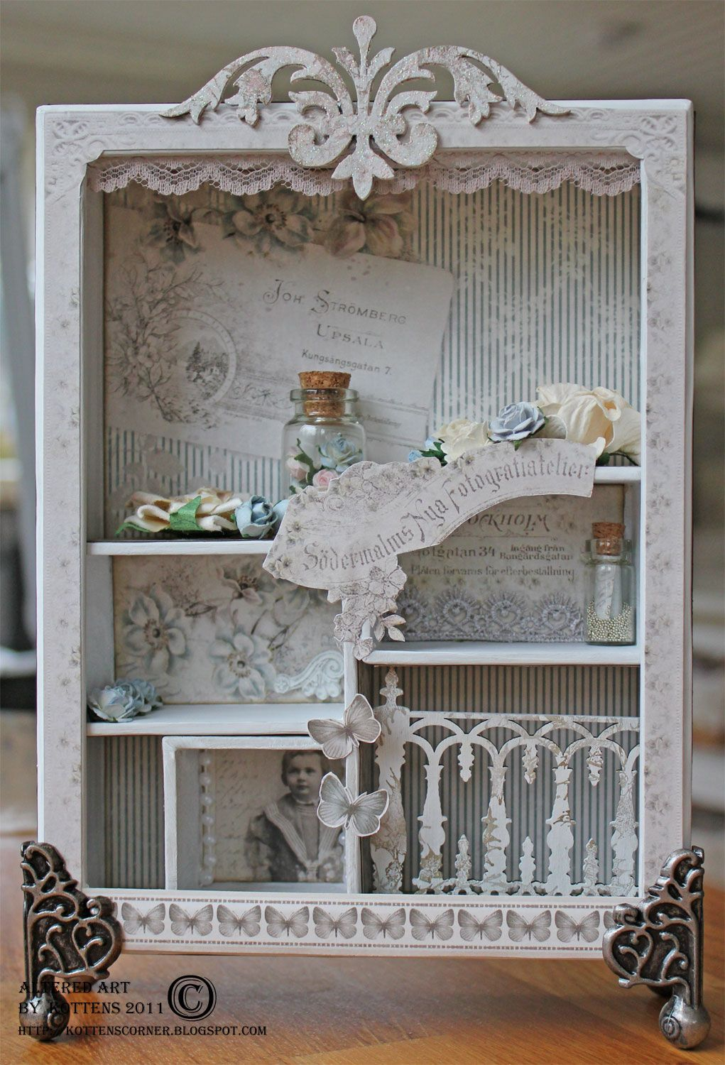 white configuration box vintage shabby chic pinterest setzkasten kisten und wohnaccessoires. Black Bedroom Furniture Sets. Home Design Ideas