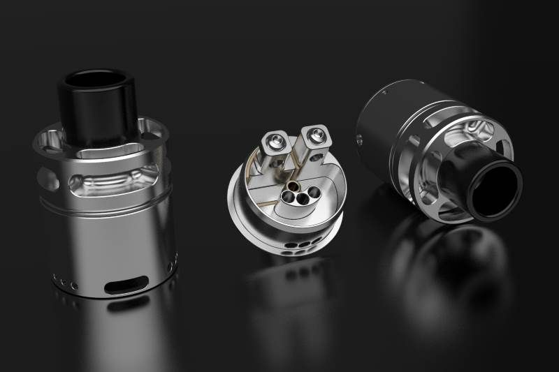 The 7 Best RDAs for Flavor and Clouds 2019 [July] | Vape