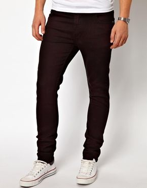 Black Skinny Jeans Men Cheap - Xtellar Jeans