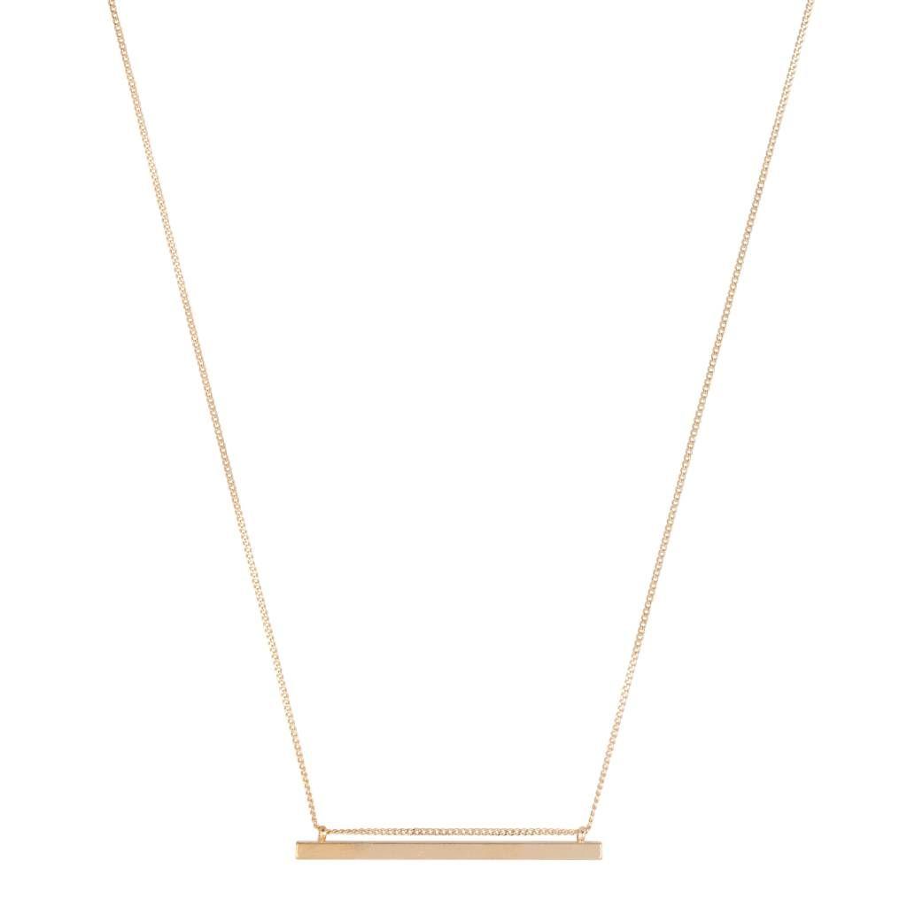 Chloe Bar necklace #ohsohip