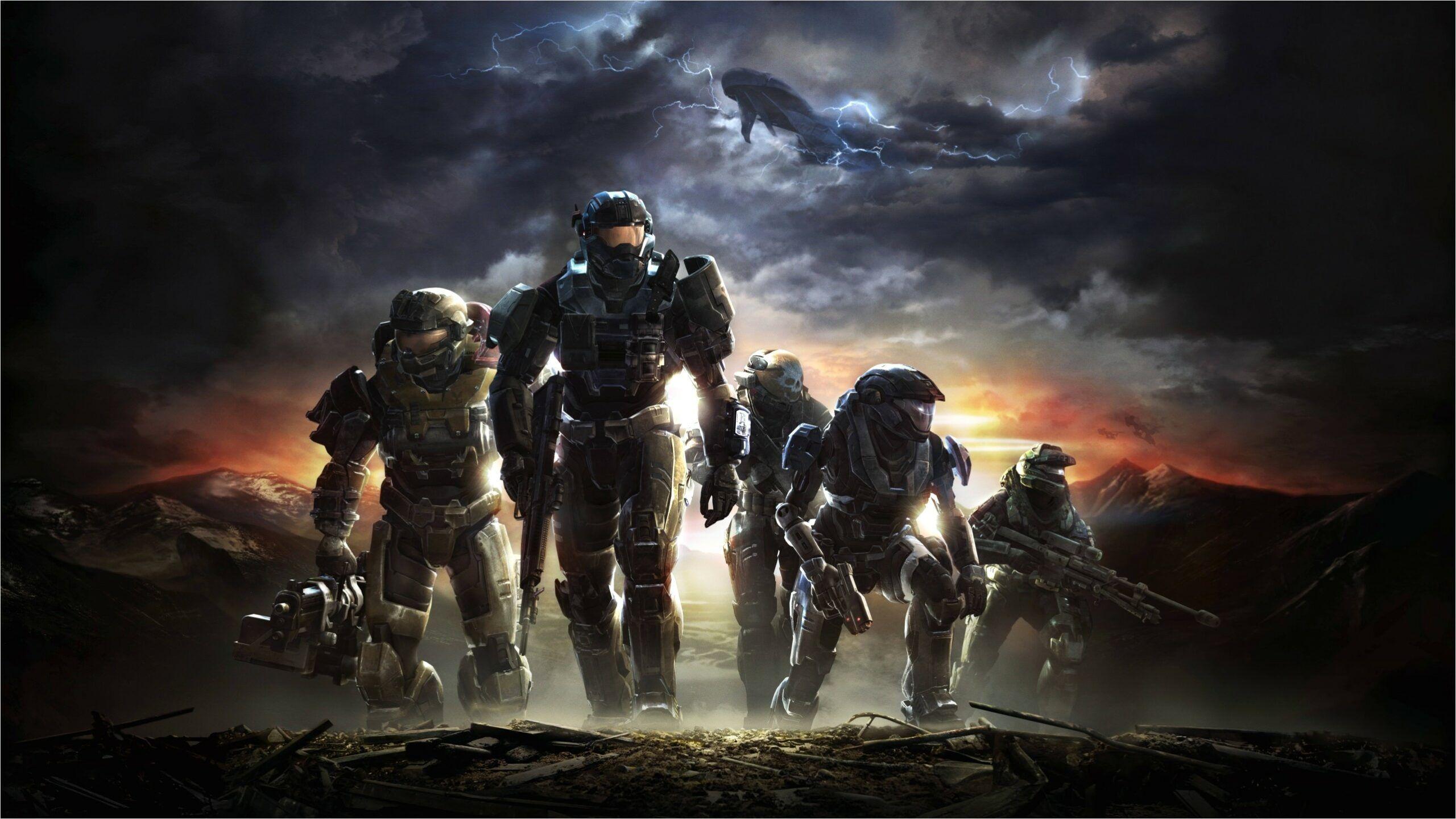 4k Halo Reach Wallpaper In 2020 Halo Reach Halo Master Chief Collection Halo Master Chief