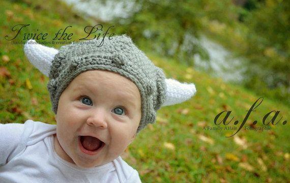 Little Viking Hat {Twice the Life}