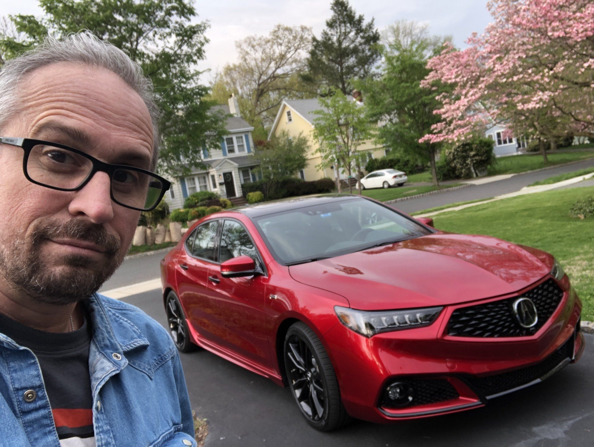 I Tested A 50 000 Acura Tlx A Spec Pmc Edition To Check Out The Limited Run Sedan And Decide If It S Worth The Price Acura Tlx Acura Sedan