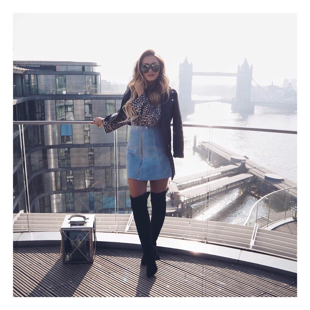 """Penthouse views at @chevalresidences  www.liketk.it/1N1l0 #liketkit"""