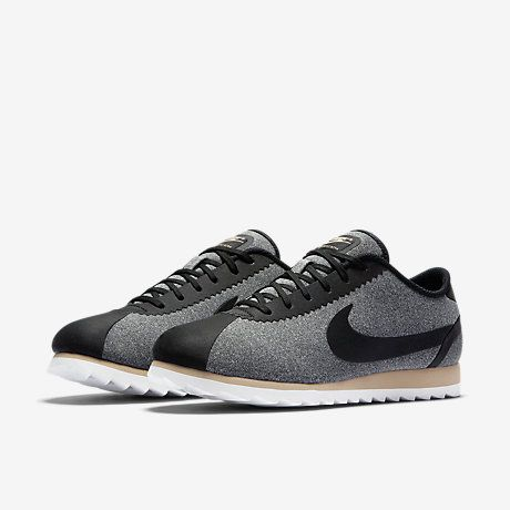 zapatillas nike cortez grises
