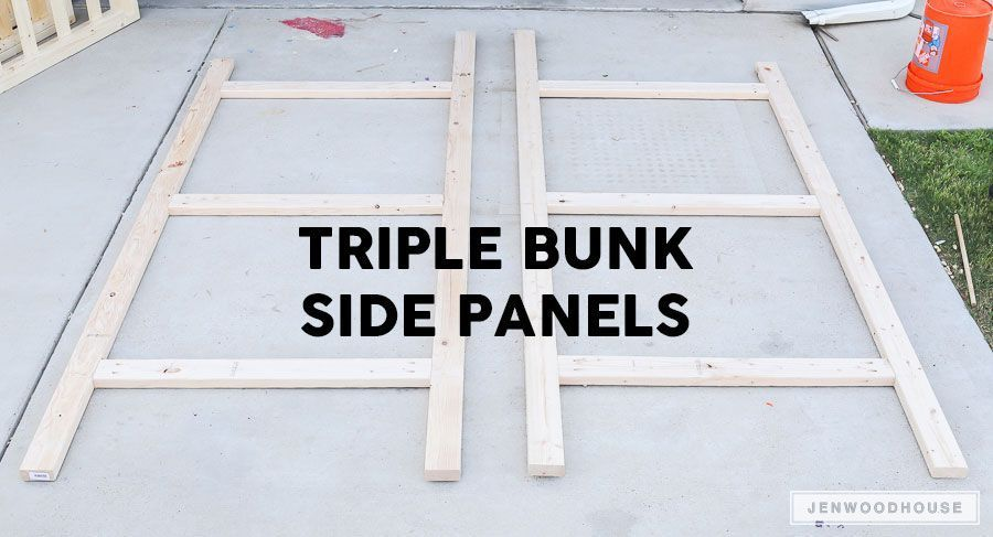 How To Build A DIY Triple Bunk Bed - Plans and Tutorial! #triplebunkbeds How To Build A DIY Triple Bunk Bed - Plans and Tutorial! #triplebunkbeds How To Build A DIY Triple Bunk Bed - Plans and Tutorial! #triplebunkbeds How To Build A DIY Triple Bunk Bed - Plans and Tutorial! #triplebunkbeds