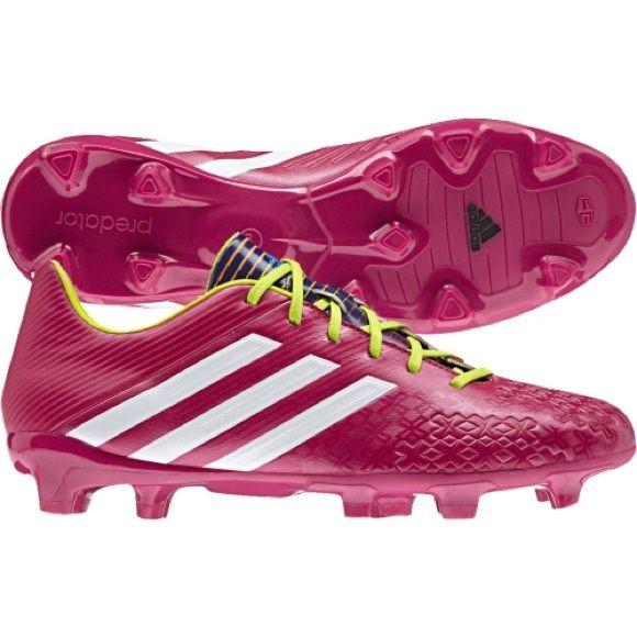 Adidas Predator Soccer Cleats Pink Adidas Soccer Cleats Adidas Predator