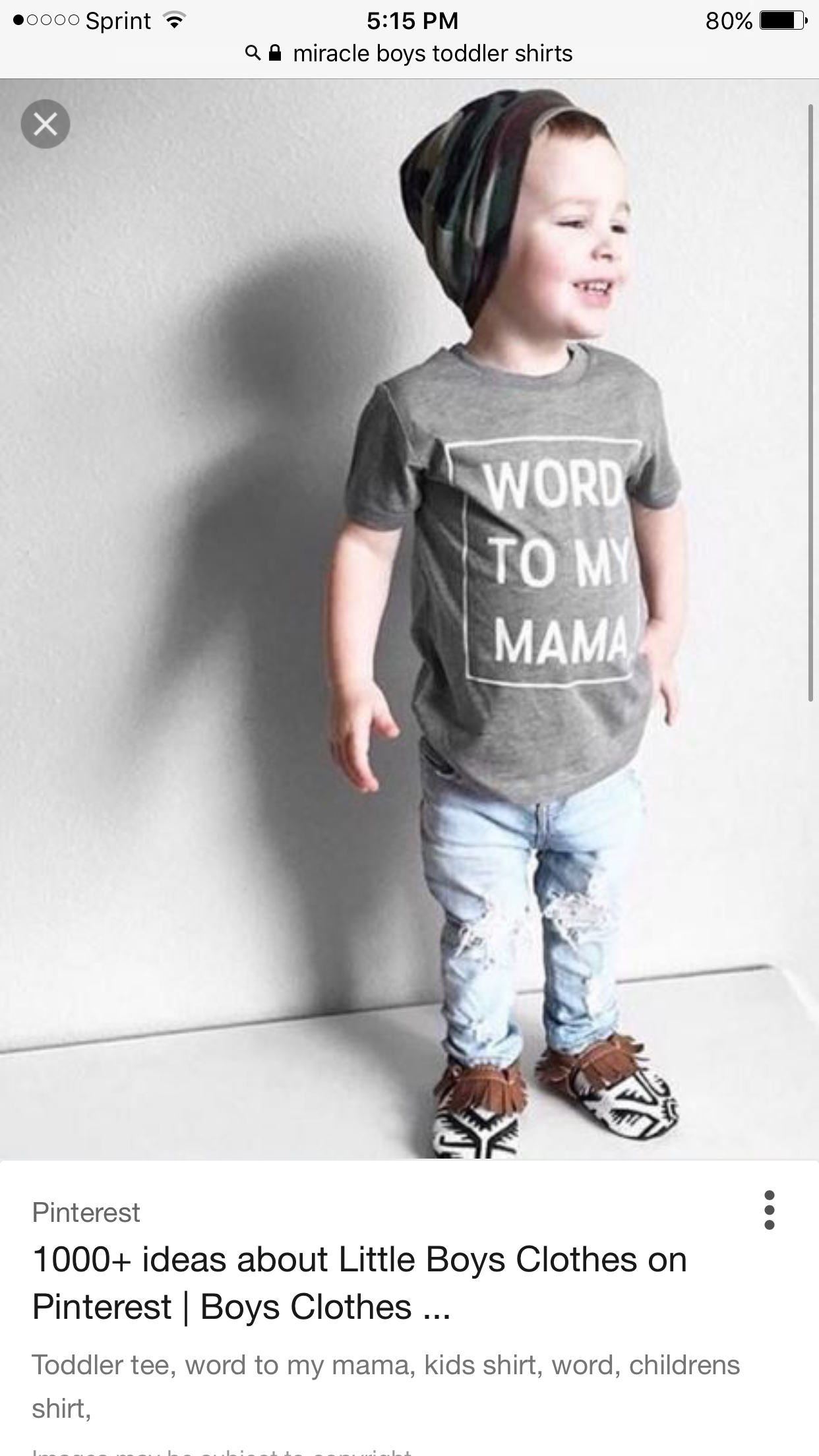 Ryder Already Has this shirt it s black and white though