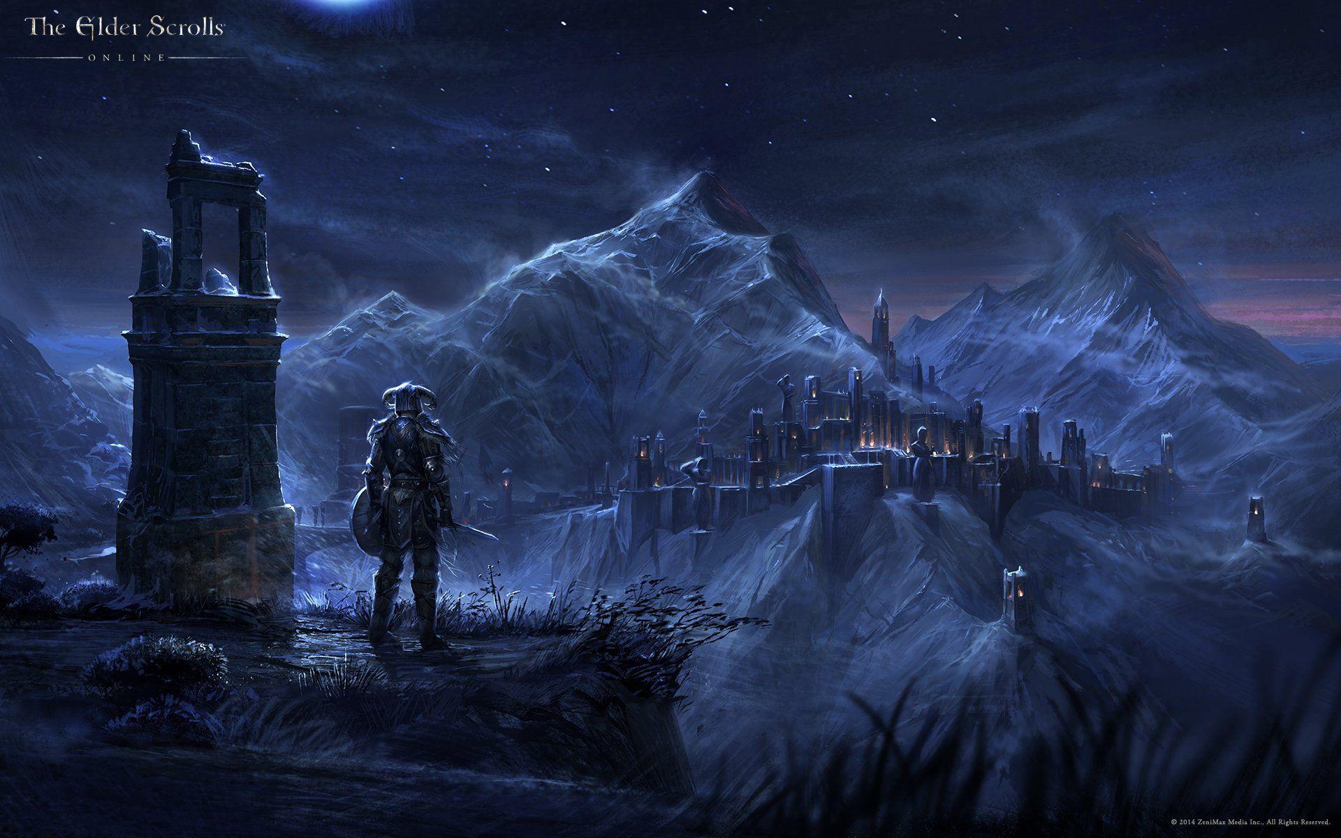 Video Game The Elder Scrolls Online Wallpaper Elder Scrolls Online Concept Art World Elder Scrolls