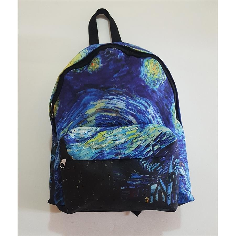 più recente d56b8 a693e Van Gogh - The Starry Night - Backpack Bag | W A N T S in ...