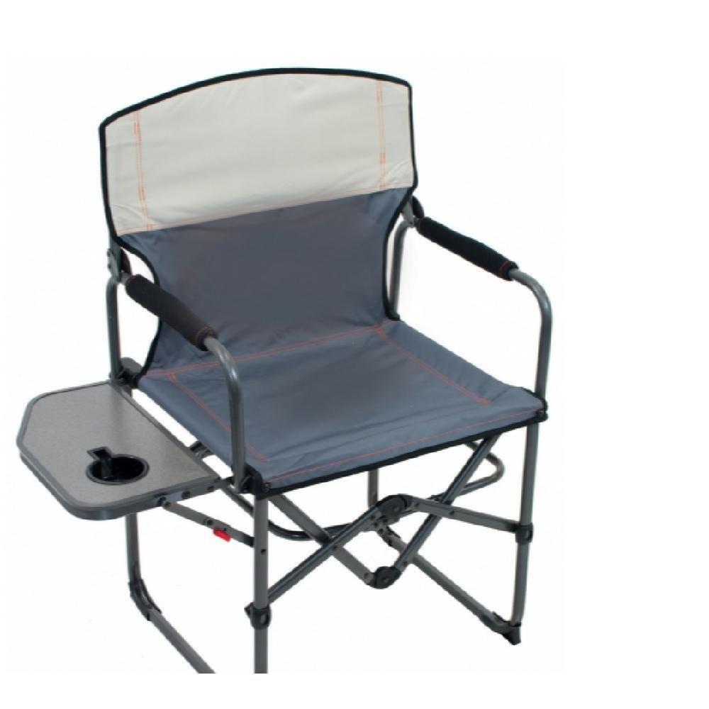Rio Broadback Oversized Camp Folding Chair Slate Putty Folding Chair Metal Folding Chairs Chair